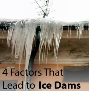 ice dam causes