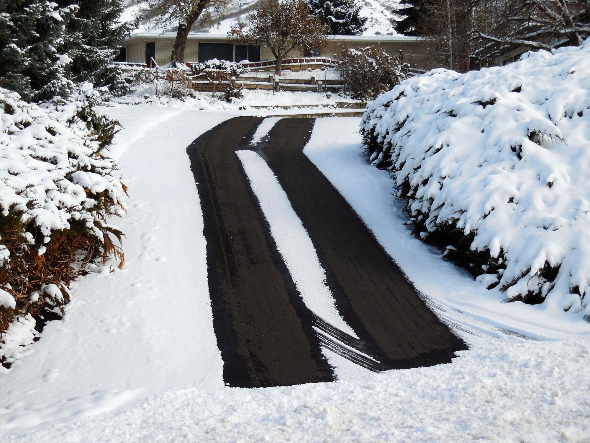 Retrofit Asphalt Tire Tracks The Warmquest Blog