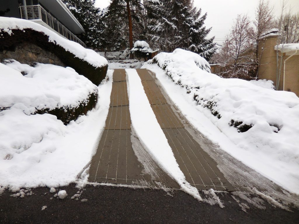 Steep Driveway Solutions The Warmquest Blog