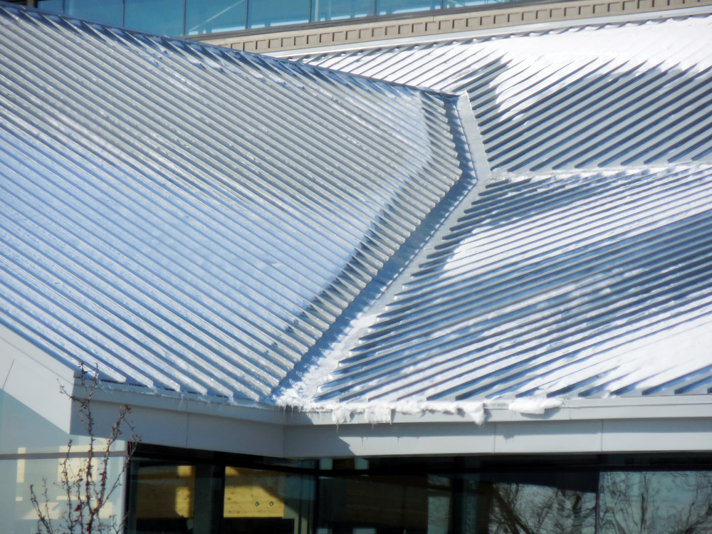 ... Click To Enlarge Image Invizimelt Deicing Metal Roof ...