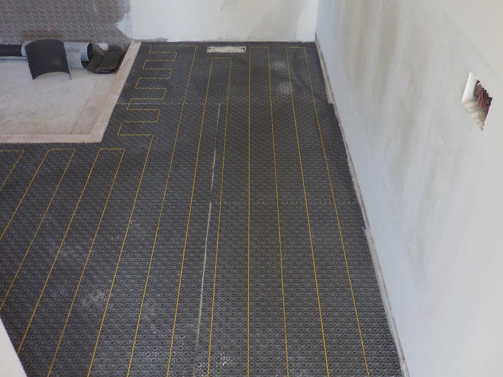 Tuff Cable Floor Warming Warmquest - Best way to heat tile floor