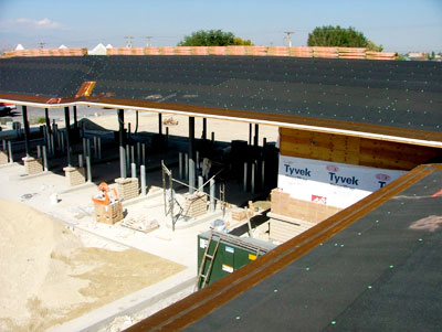 ... Click To Enlarge Image Heated Roof Eave ...