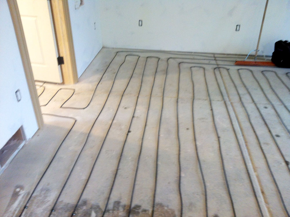 Heating Tile And Stone Floors Warmquest